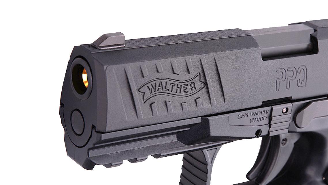 UMAREX WALTHER PPQ M2 GBB Pistol (Black, 6mm)