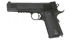 WE M1911 TACTICAL GBB Pistol (Full Metal)