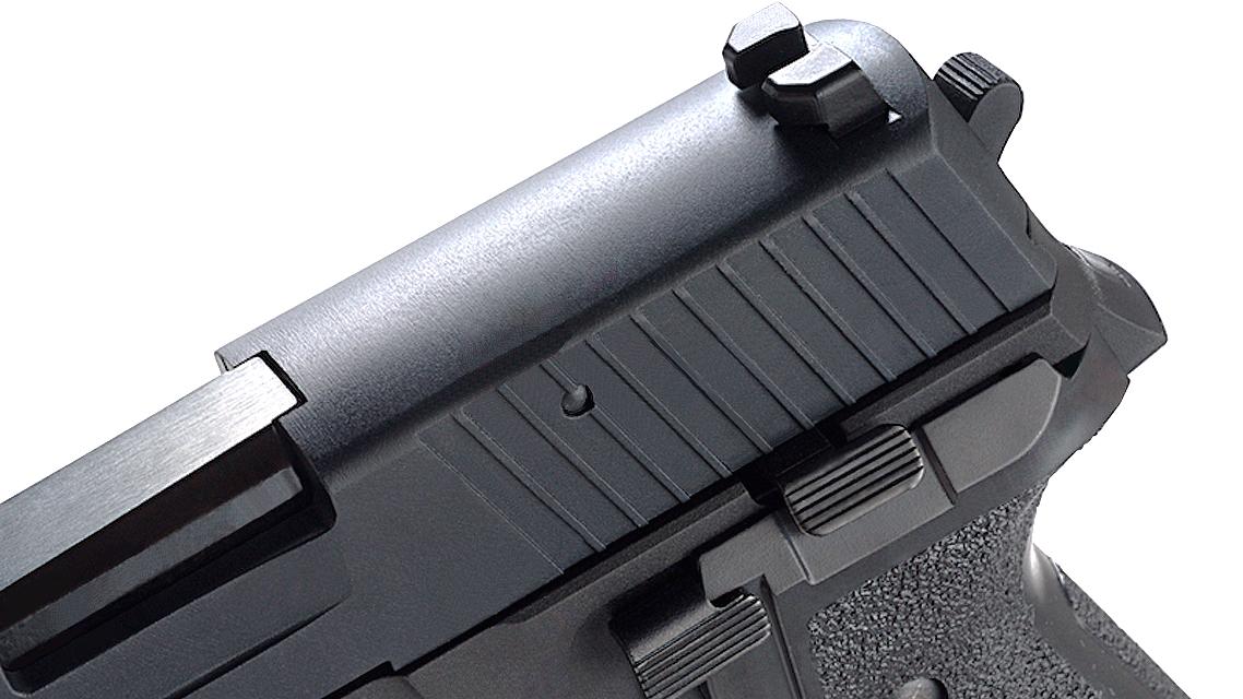 WE P226 RAIL GBB Pistol