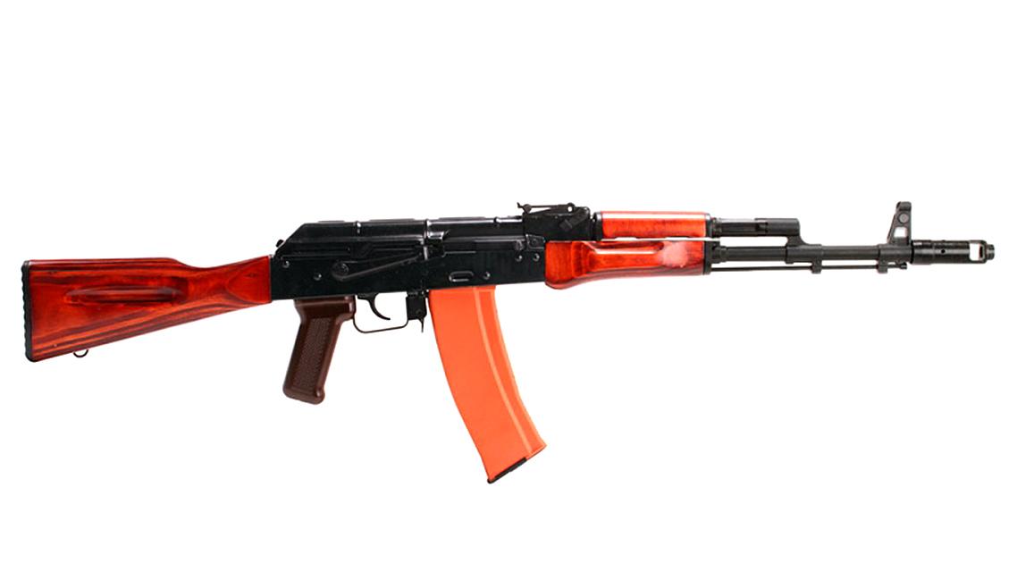 GHK AK74 GBB Rifle