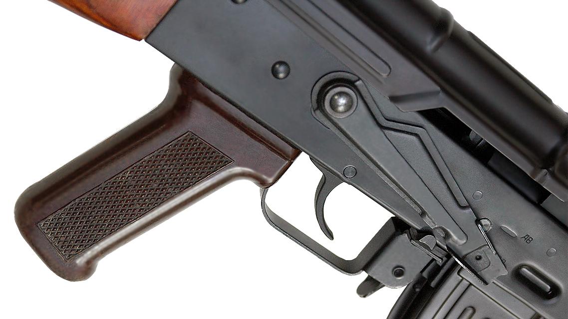 GHK AKM GBB Rifle