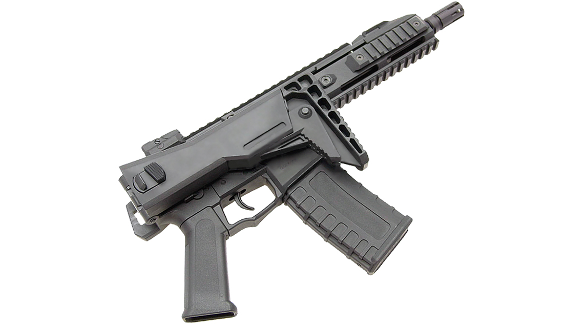GHK G5 GBB Rifle (Black)