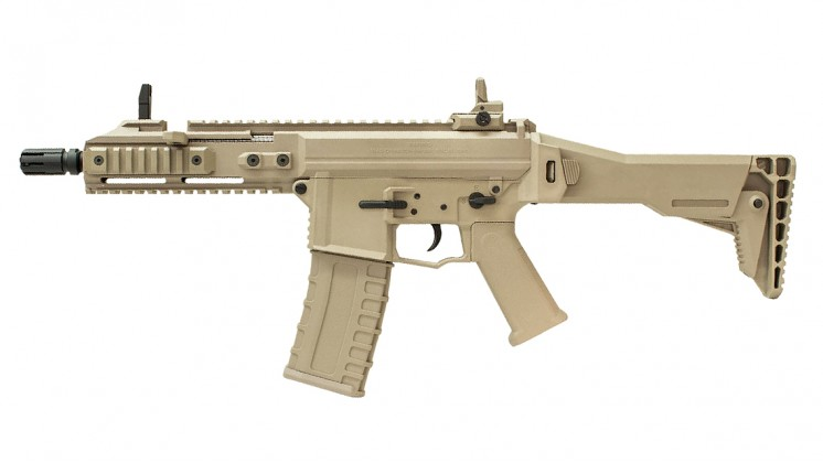 GHK G5 GBB Rifle (Tan)