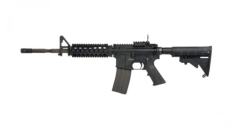 "GHK M4 RAS GBB Rifle (14.5"")"