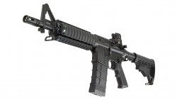 KJ WORKS M4 CQB GBB Rifle (Tanio Koba)