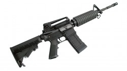 KJ WORKS M4A1 GBB Rifle (Tanio Koba)