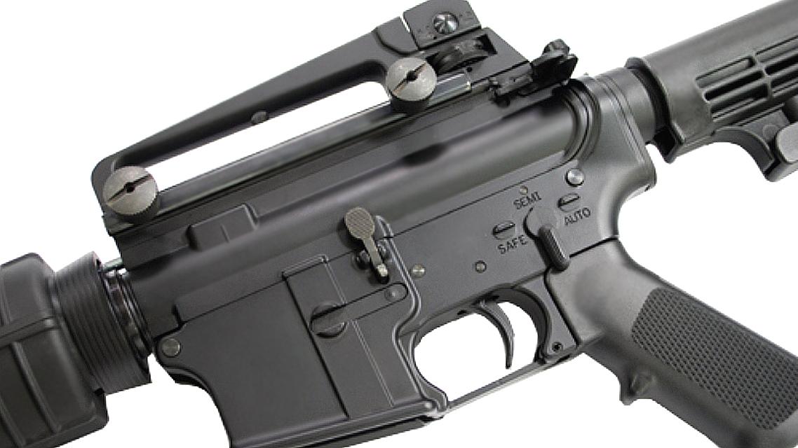 KJ WORKS M4A1 GBB Rifle (Tanio Koba)