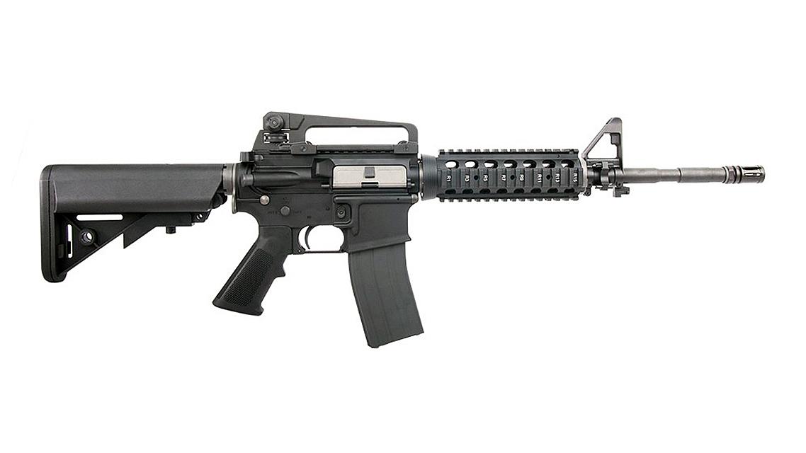 KSC M4 RIS GBB Rifle (Ver 2)