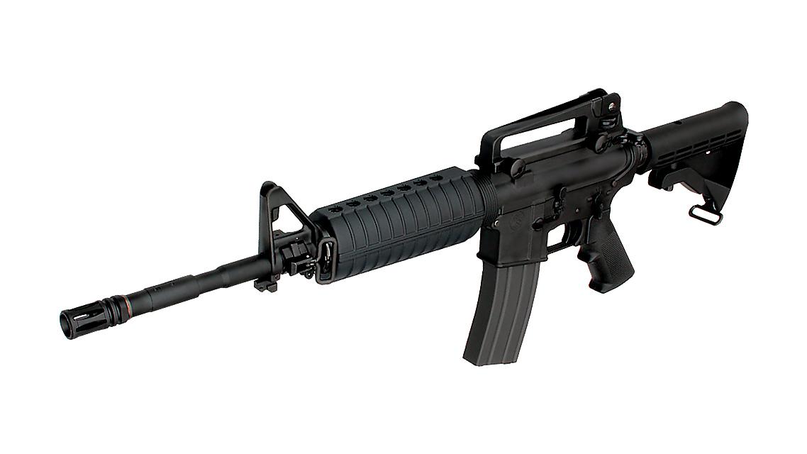 Car Shield Complaints >> TOKYO MARUI M4A1 CARBINE GBB Rifle (Z System) MPN: ZM4A1-BK $447.00 - IceFoxes.com Products