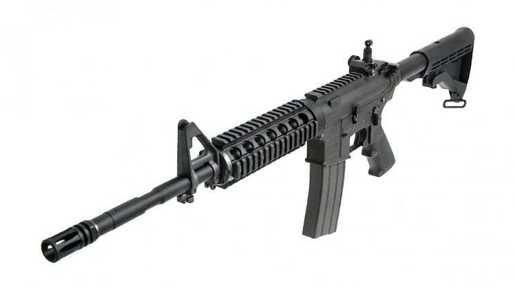 TOKYO MARUI M4A1 MWS GBB Rifle (Z System)
