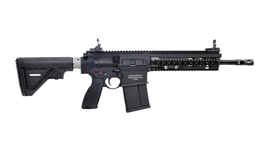 UMAREX H&K HK417 A2 GBB Rifle (KWA)