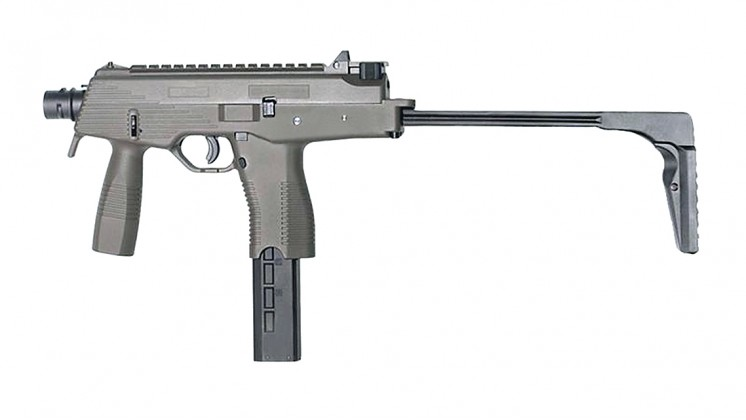 KSC MP9 GBB SMG (Ranger Grey)