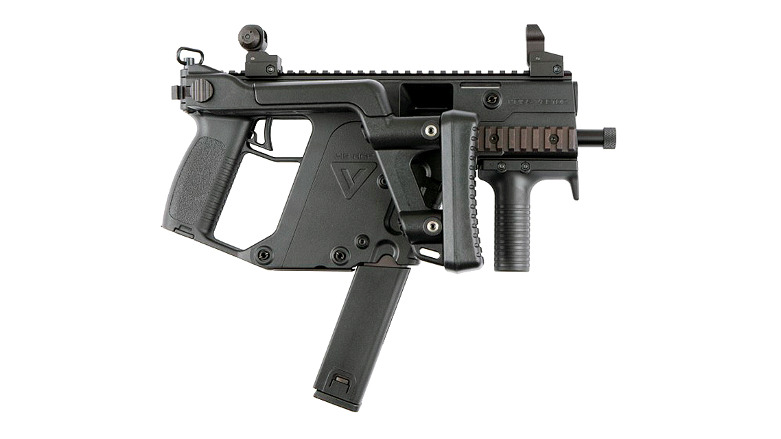 KWA KRISS Vector GBB SMG (Black)