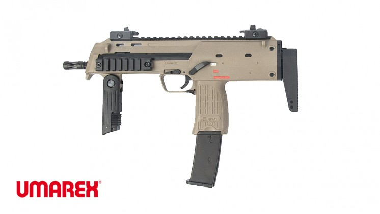 UMAREX H&K MP7A1 GBB SMG (Two Tone)