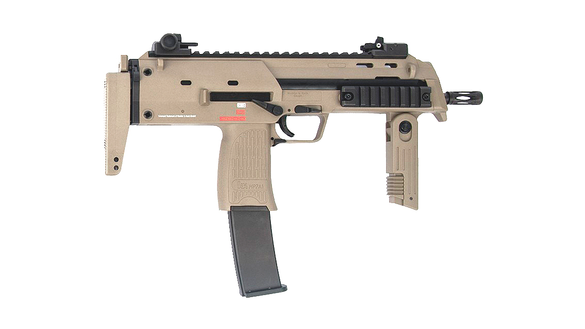 UMAREX H&K MP7A1 GBB SMG (Dark Earth)