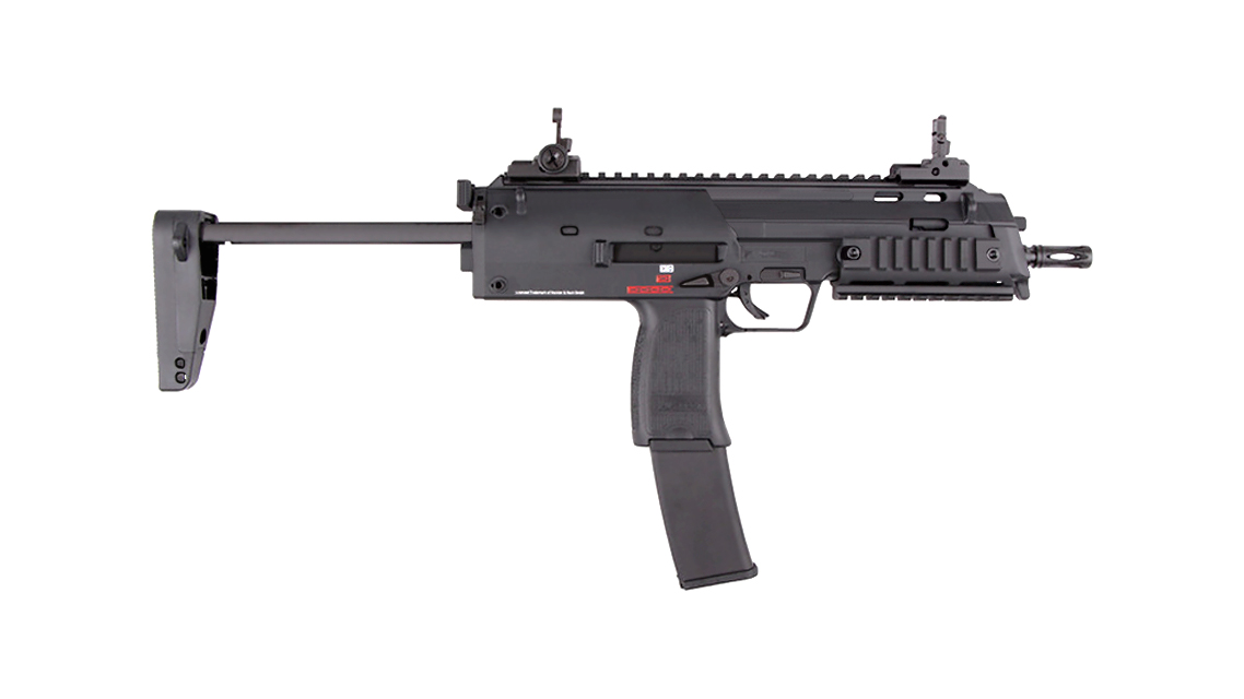 UMAREX H&K MP7A2 NAVY SEAL GBB SMG (VFC, Black)