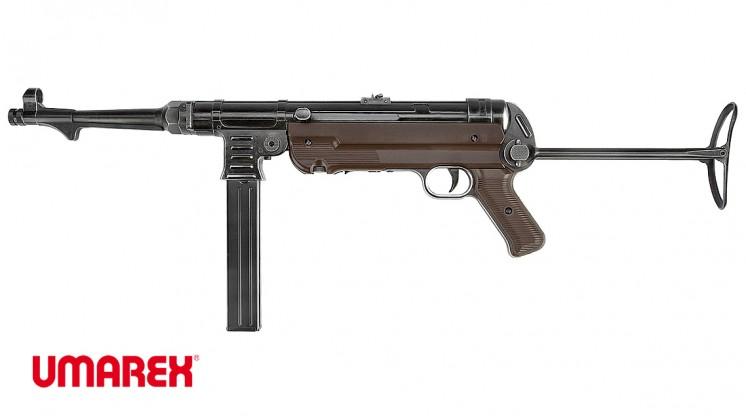 UMAREX LEGENDS MP40 GBB SMG (CO2, 6mm)