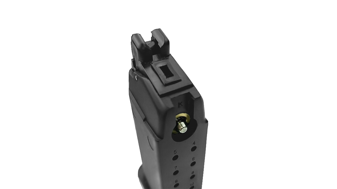 KJ WORKS G27 15RD Magazine (GAS)