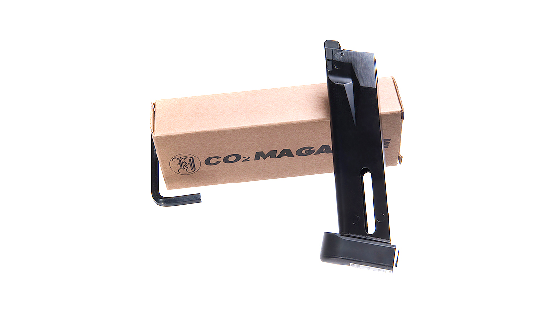 KJ WORKS KP-01 E2 24RD Magazine (CO2)