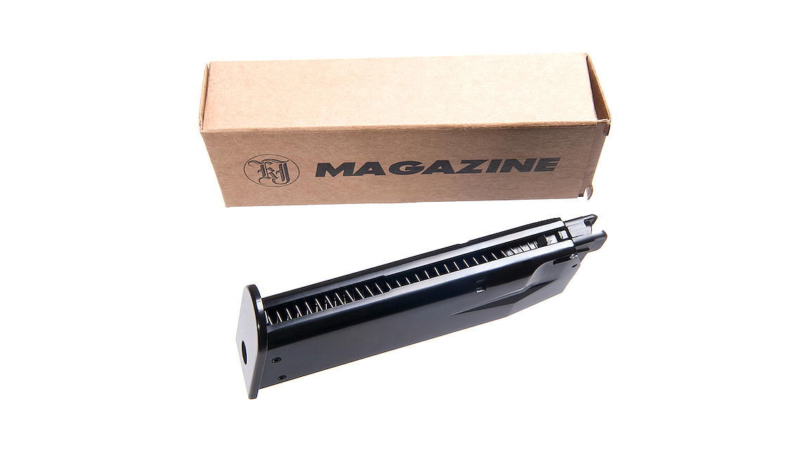 KJ WORKS KP-01 E2 24RD Magazine (Gas)