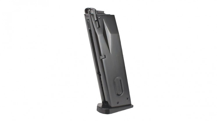 KJ WORKS M9 25RD Magazine (GAS)