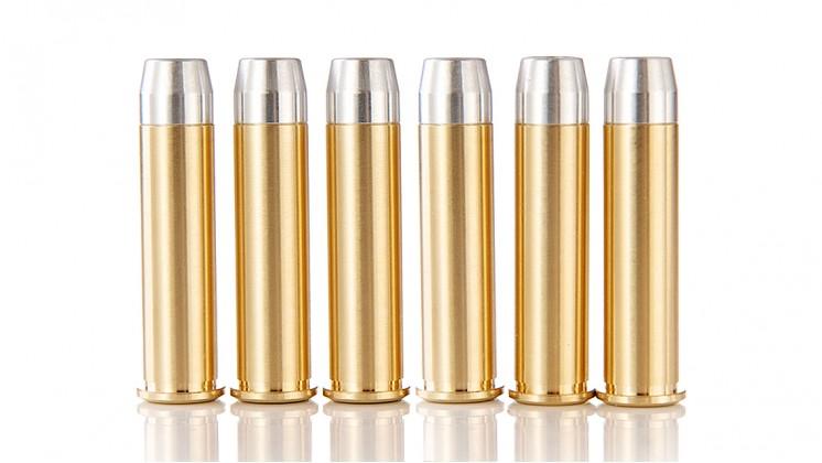 MARUSHIN MATEBA Revolver 6mm Shell X-Cartridge Set (6 PCS)