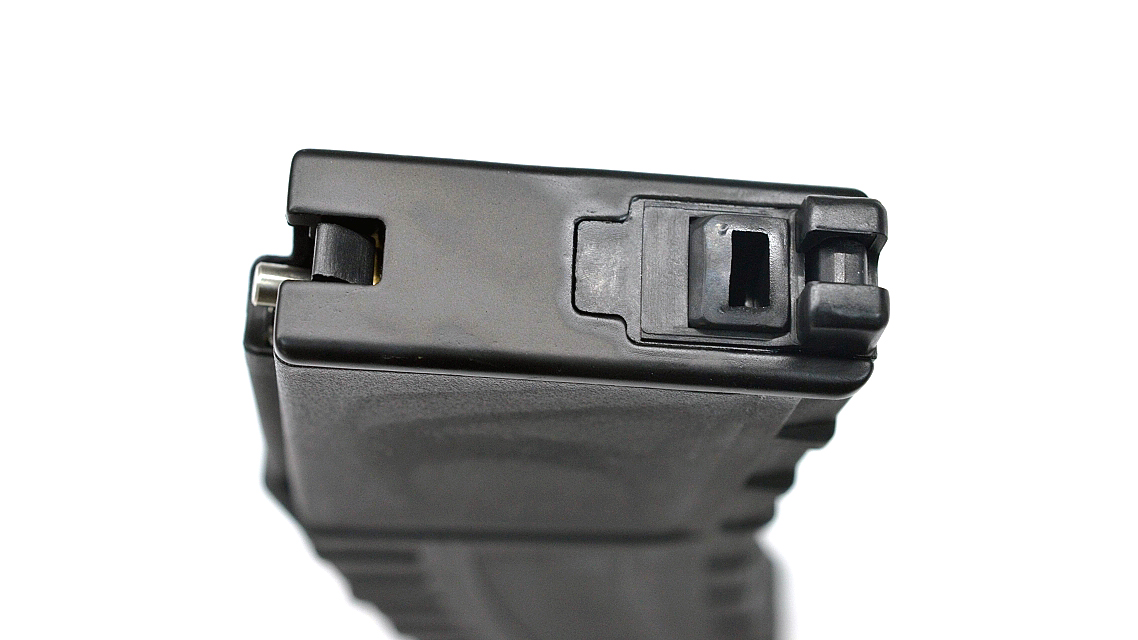 GHK G5 40RD GBB Magazine (GAS, Black)