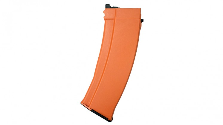 GHK AK74 40RD GBB Magazine (GAS, Orange)