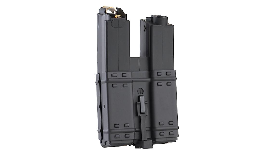 TOKYO MARUI H&K MP5K 220RD Shorty Dual Magazine