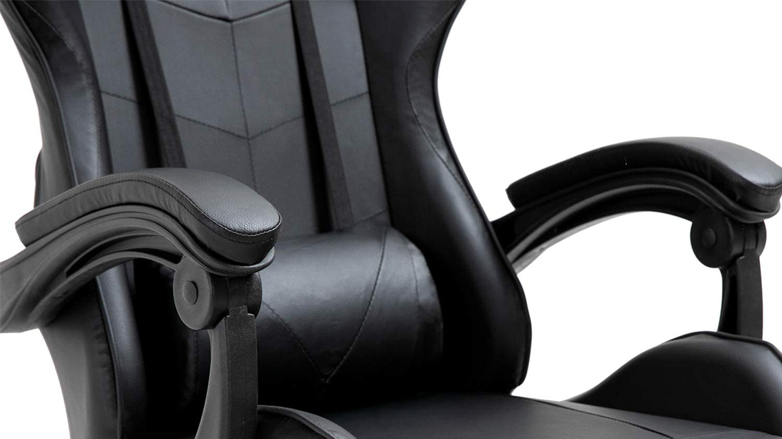 PUDINBAG GC01 Computer Gaming Chair (Black)