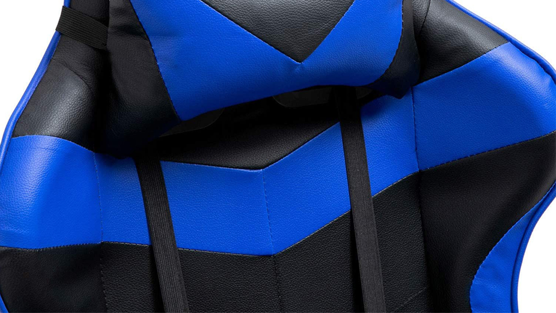 PUDINBAG GC01 Computer Gaming Chair (Blue)