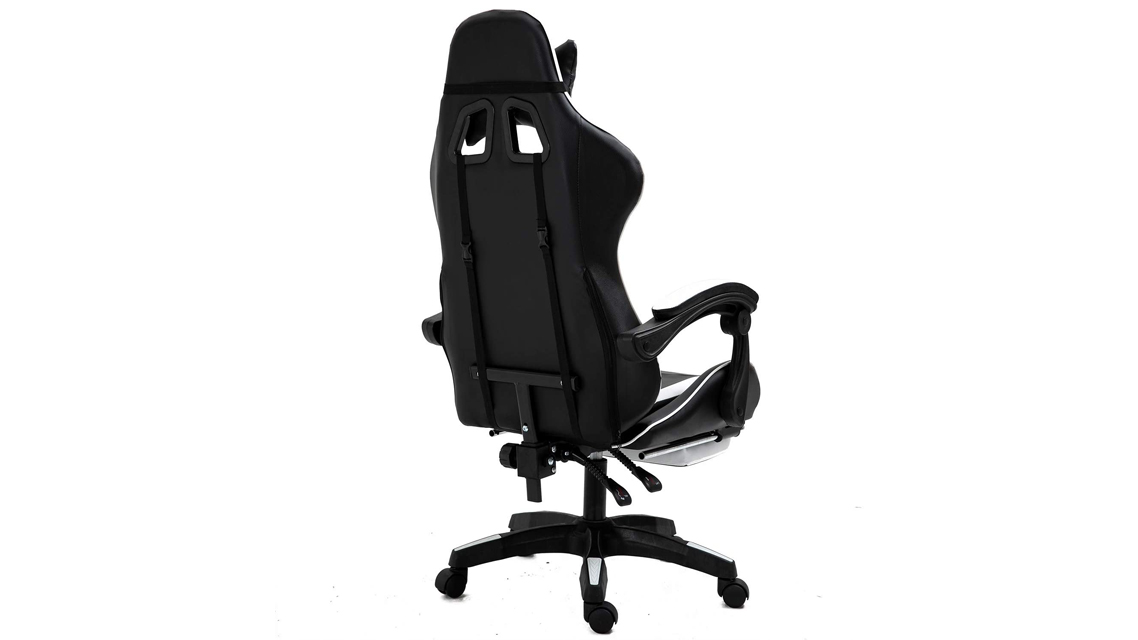 PUDINBAG GC01 Computer Gaming Chair (Sliver)