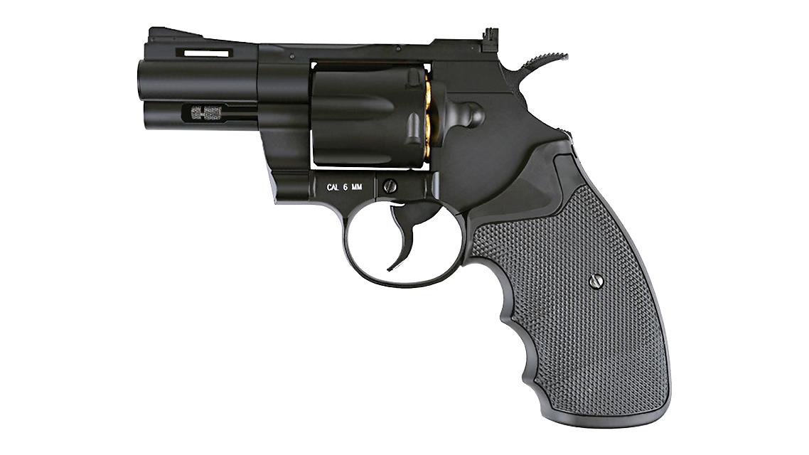 "KWC PYTHON 357 2.5"" REVOLVER (CO2, 6mm)"