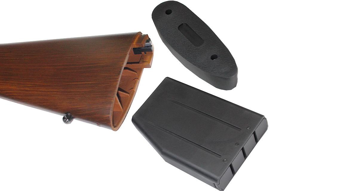 TOKYO MARUI M870 Wood Stock Shotgun (GAS)