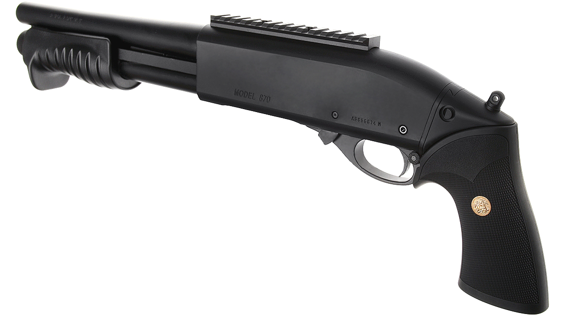 TOKYO MARUI M870 Breacher Shotgun (GAS)