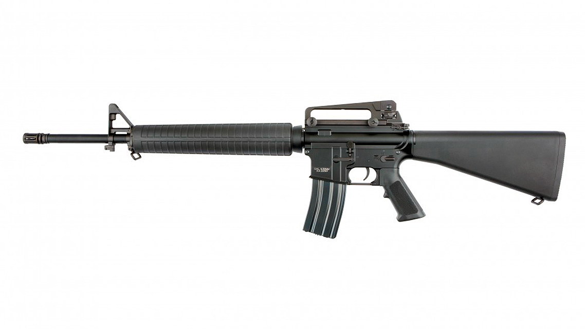 KWA KM16 BR KM16BR Battle Rifle AEG