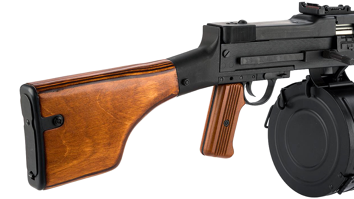 LCT RPD AEG Machine Gun