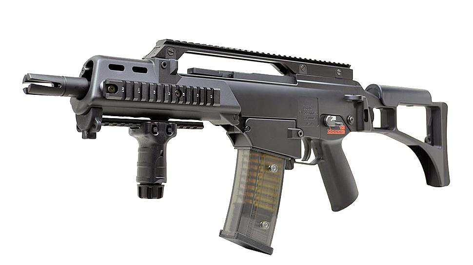 TOKYO MARUI H&K G36C Custom AEG Rifle (Next Gen)