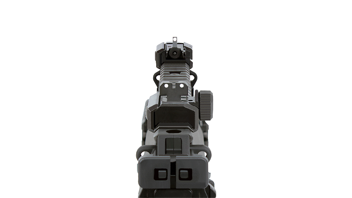 TOKYO MARUI MP7A1 AEG SMG (Black)