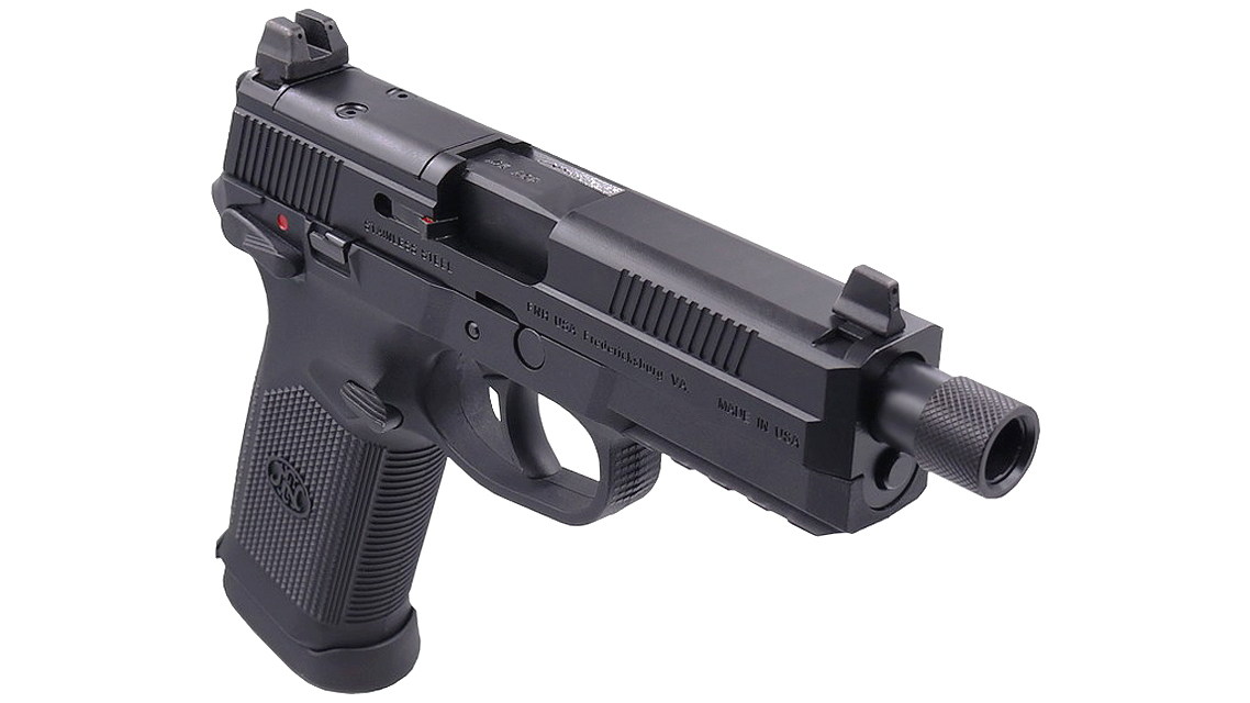 CYBERGUN FNX 45 TACTICAL GBB PISTOL (BLACK)