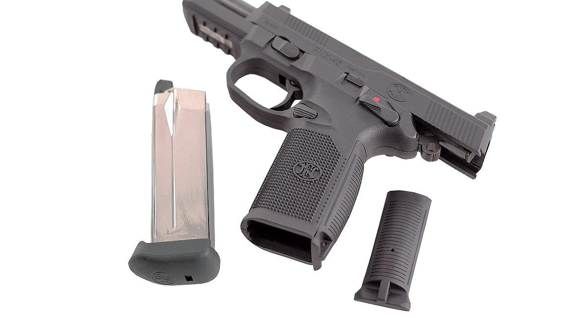 CYBERGUN FNX 45 TACTICAL GBB PISTOL (BLACK)