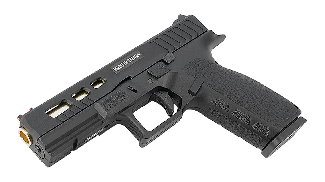 KJ WORKS KP-13C GBB PISTOL (CO2)