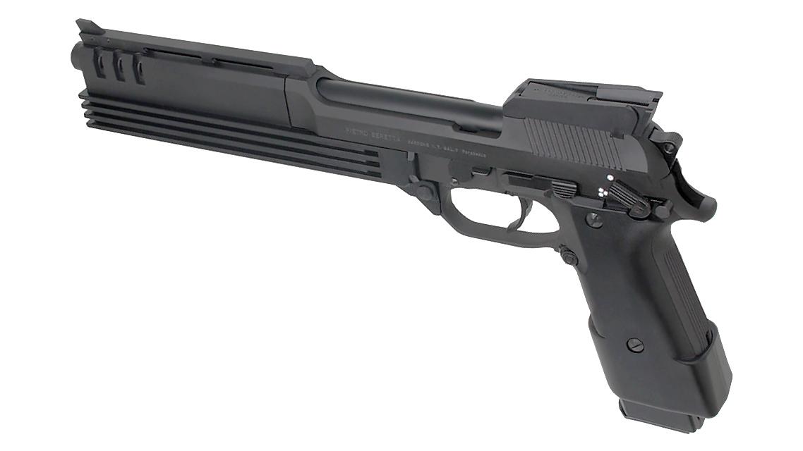 KSC M93R AUTO 9 GBB Pistol (ROBOCOP, HW)