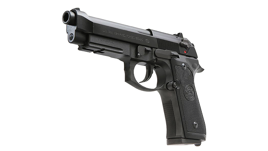 KSC M9A1 GBB Pistol (System 7, Full Metal)