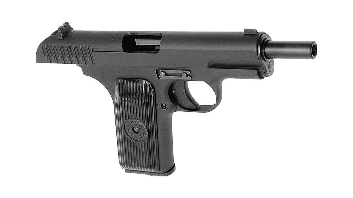 KWA Tokarev TT-33 GBB Pistol (Full Metal)