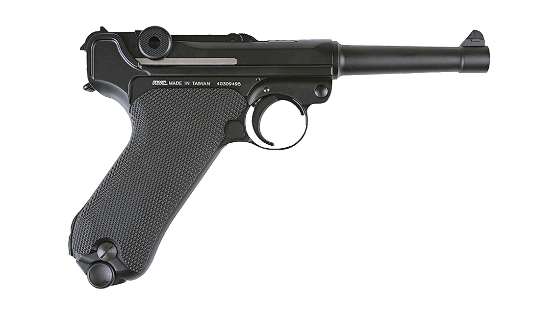 KWC Luger P08 GBB Pistol (CO2, 6mm)