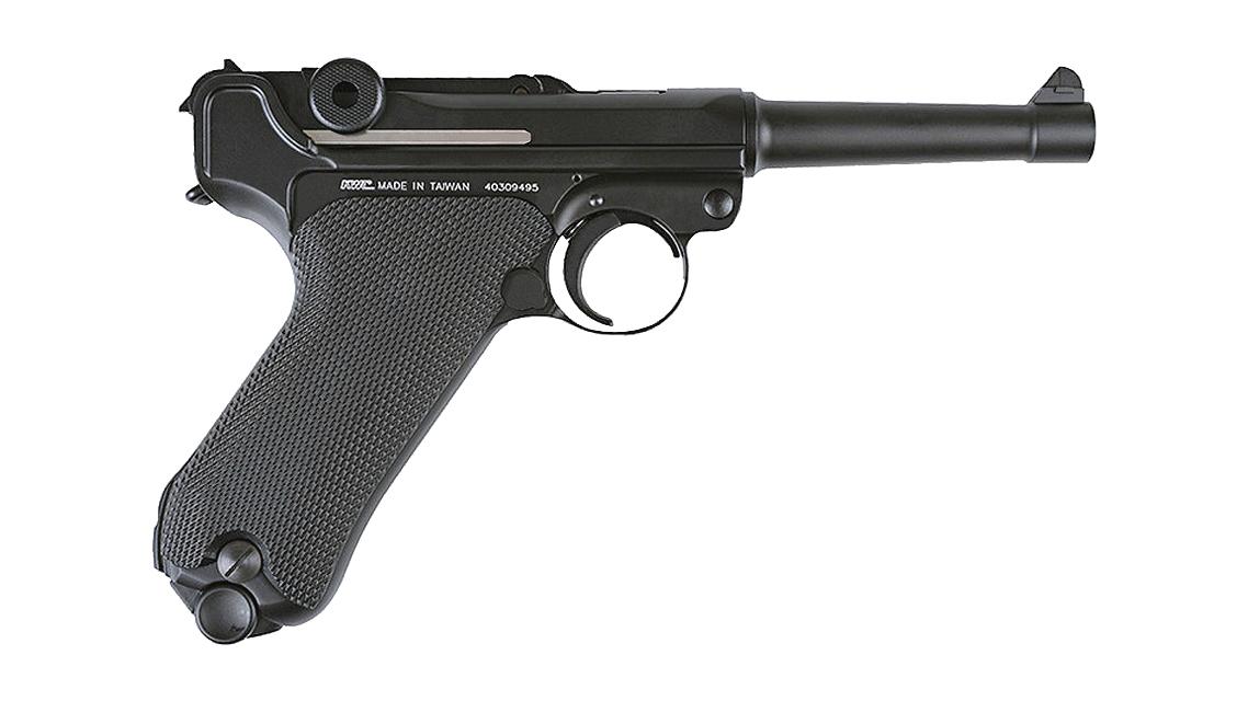 KWC Luger P08 GBB Pistol (CO2, 6mm)