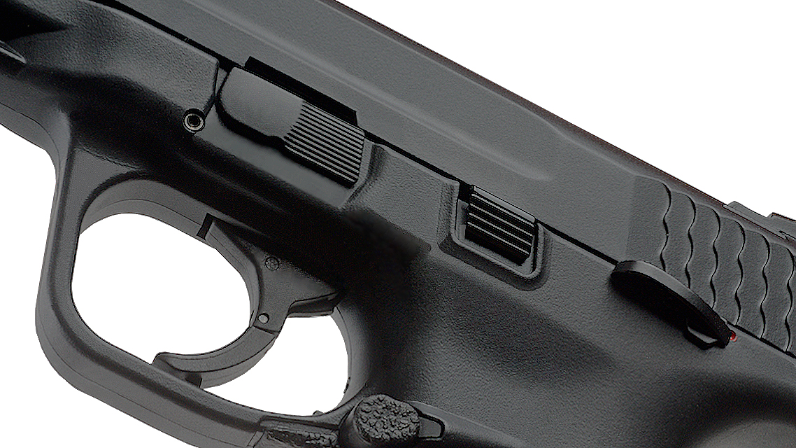 KWC SW M&P40 GBB Pistol (CO2, 6mm)