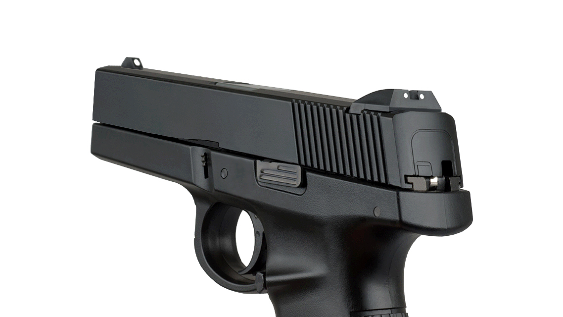 KWC SW40F SIGMA GBB Pistol (CO2, 6mm)
