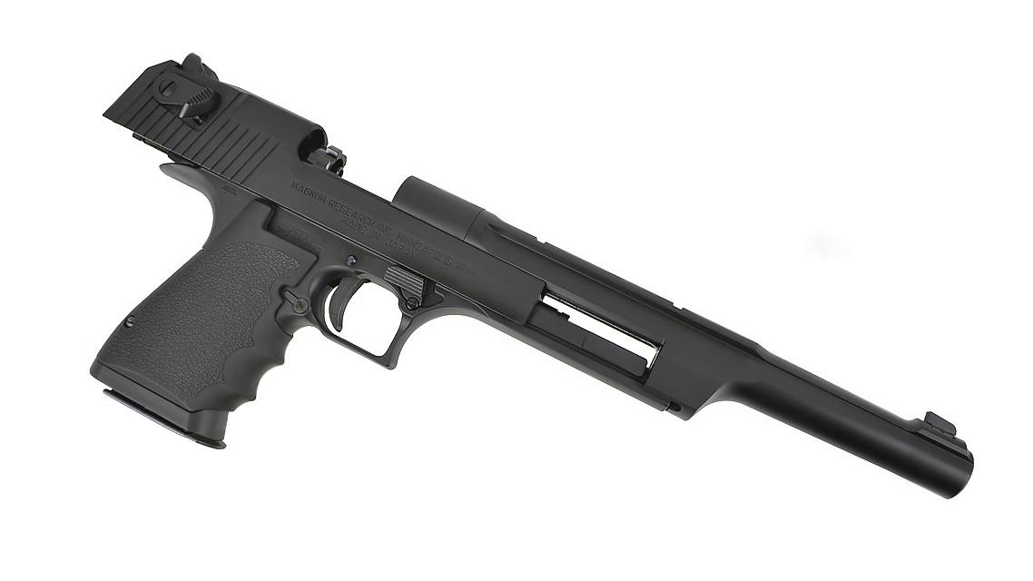 TOKYO MARUI Desert Eagle .50AE Hard Kick GBB Pistol (10 inch Barrel)